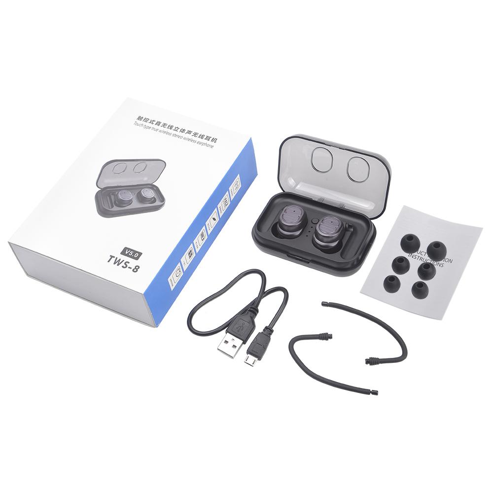 in ear kopfhrer bluetooth 5 0 kopfh rer sport stereo. Black Bedroom Furniture Sets. Home Design Ideas
