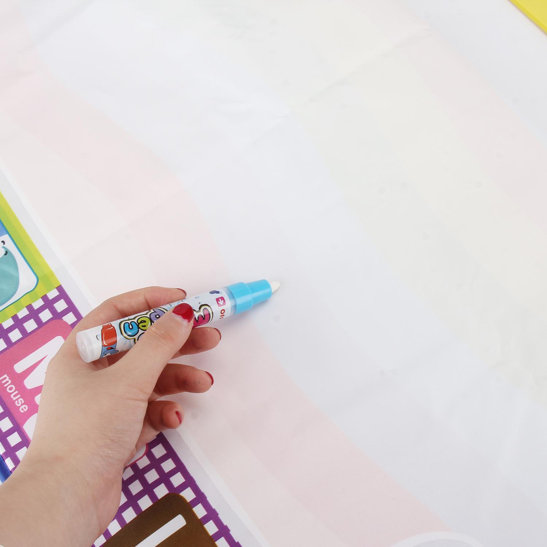 Kinder Magic Doodle Malmatte Matte wie Aqua Doodle Malen mit Wasser 70x100cm de