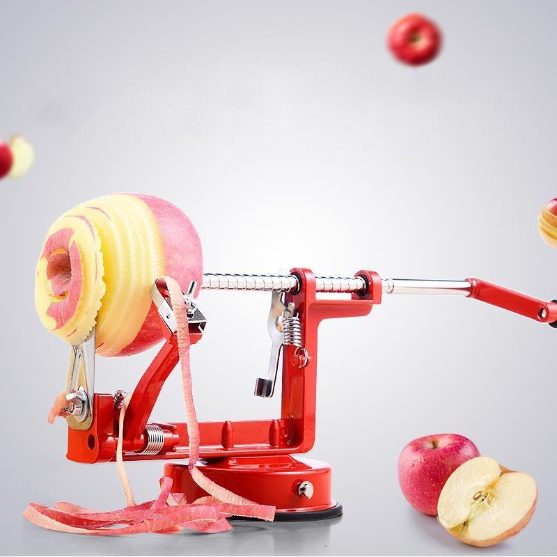 FRUCHTSCHEIBEN Kartoffeln Apfel schälen multifunktionale Schäler Küchenhelfer