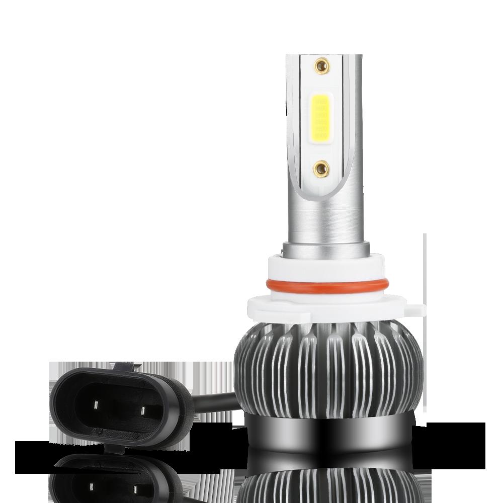Led Headlight Kit H11 H8 H9 800w 120000lm Plug U0026play Pair