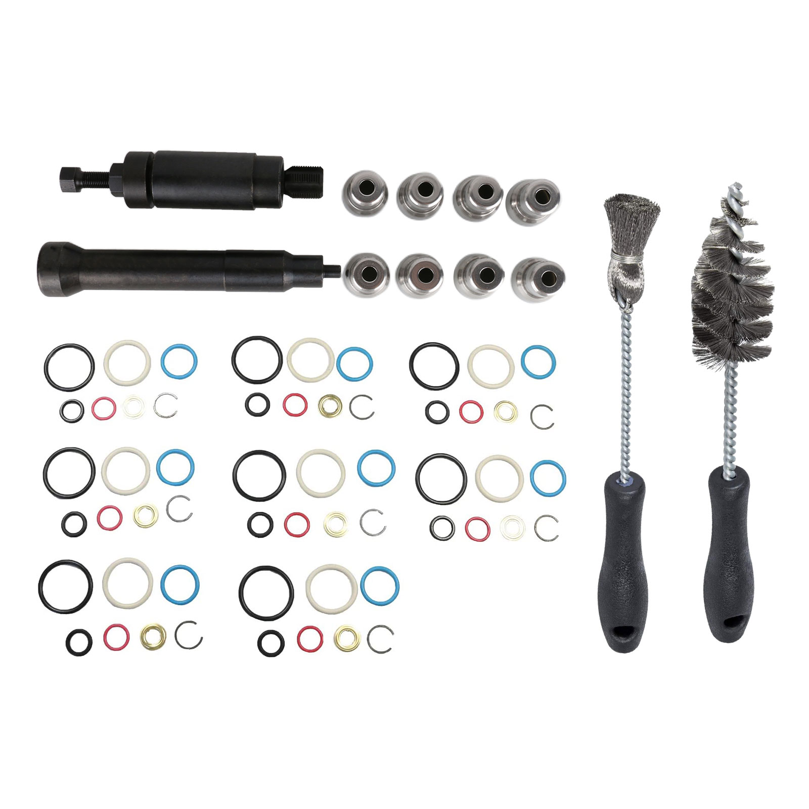 Injector Sleeve Cup Removal Tool /& Install Kit For 2003-10 Ford 6.0L Powerstroke