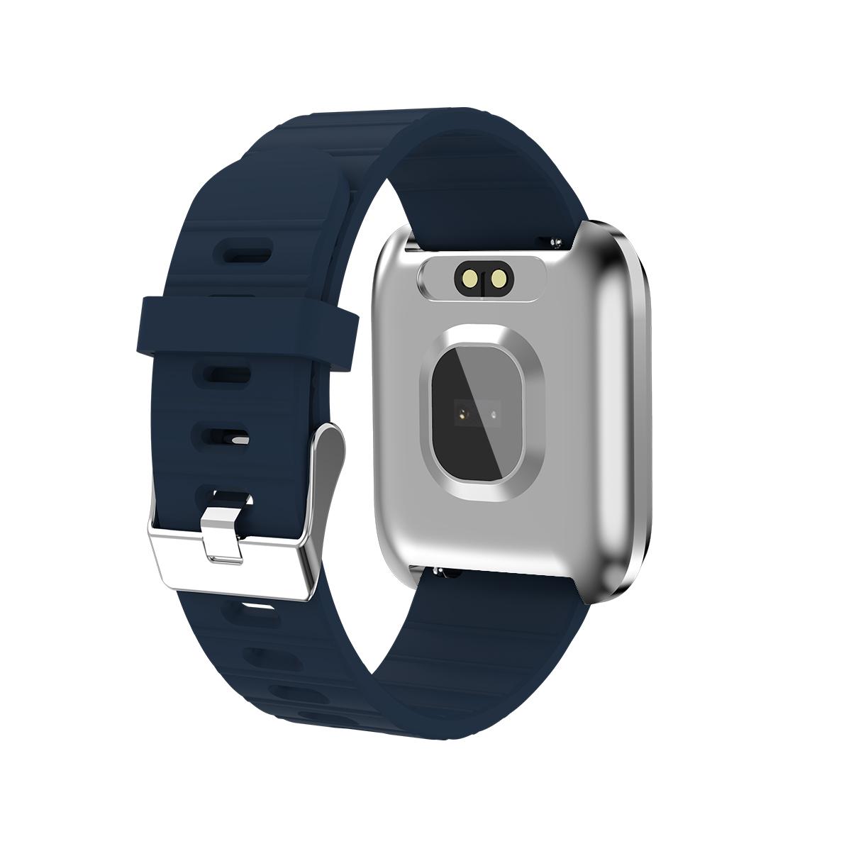 Smartwatch Bluetooth Armbanduhr Herzfrequenzmessung..